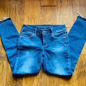 Articles of Society Denim Skinny Jeans Size 25